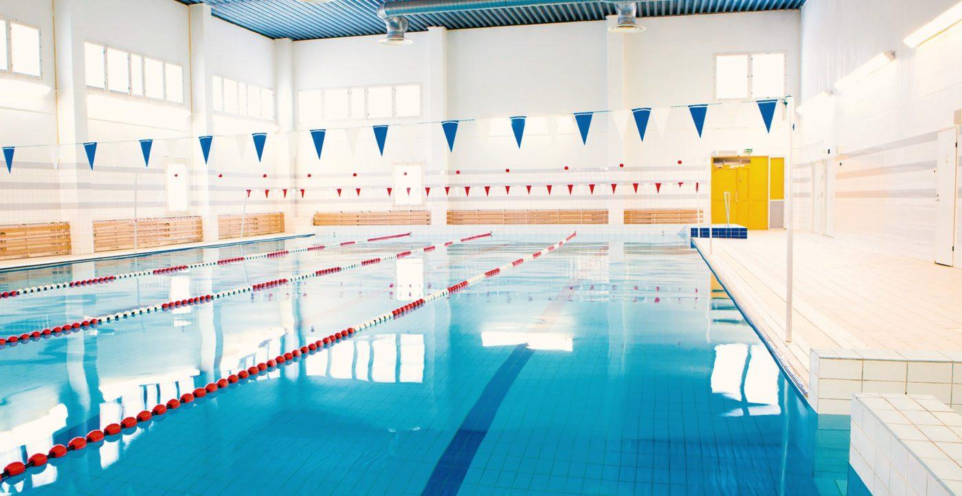 Chemikalien für Schwimmbäder